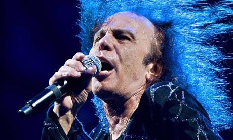Ronnie James Dio en concert