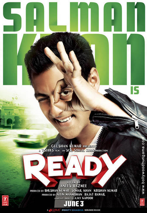 Film Ready de A. Bazmee