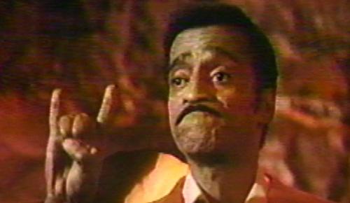 Sammy Davis Jr, un des premiers disciples d'Anton Lavey