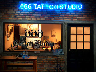Studio 666 Tatoo
