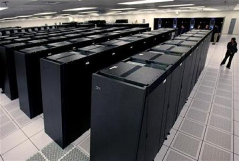 Super-ordinateur IBM/Sequoia