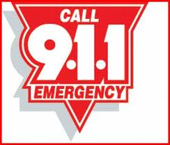 Call 911 Emergency  Appel d'urgence 911