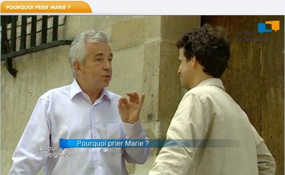 """""""Pourquoi prier Marie?"""""""
