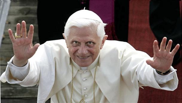 Fake Benoît XVI