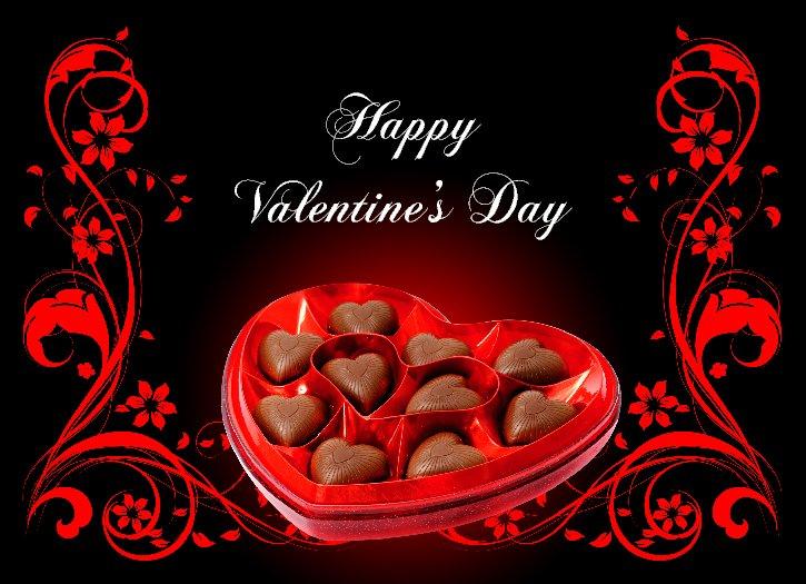 Happy Valentine's Day  Joyeuse St Valentin...