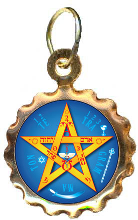 pentacle de protection