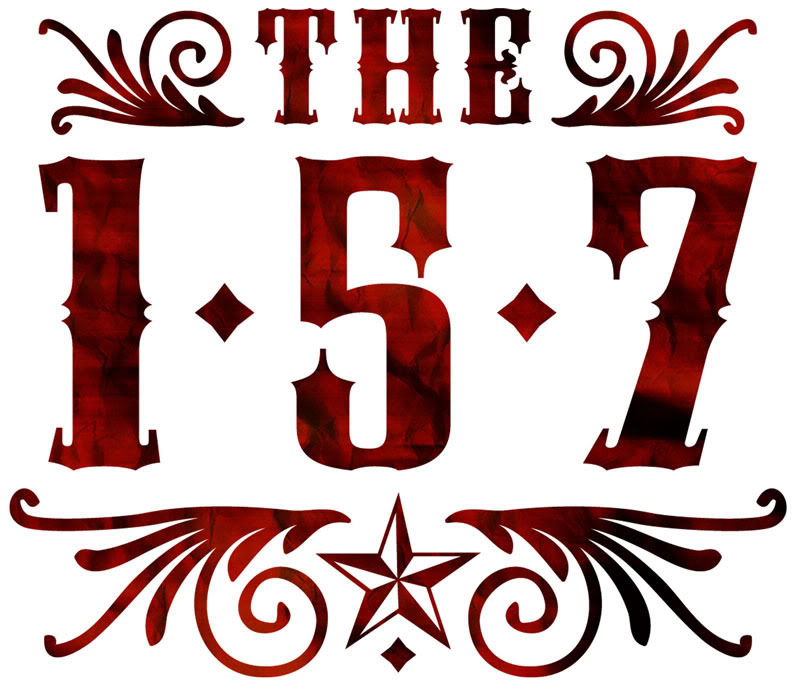 "Logo du groupe Anglais ""The 157"""