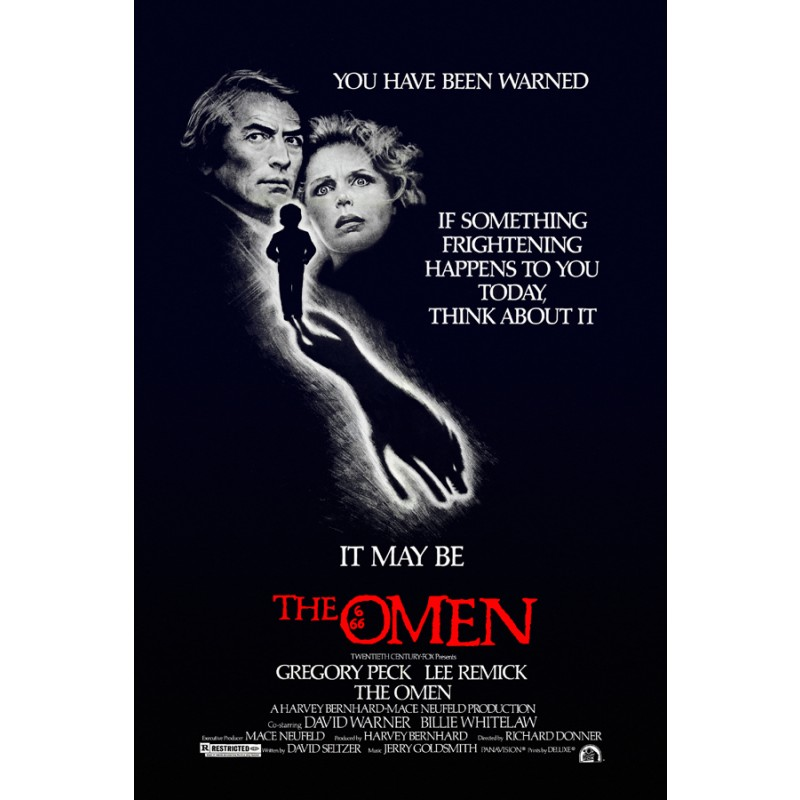 Affiche du film: The Omen I