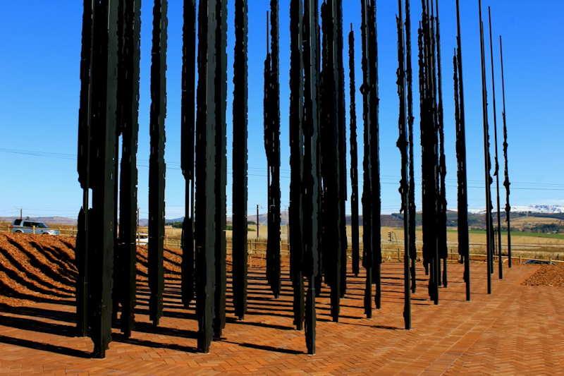 Monument Nelson Mandela
