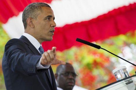 Discours de B.Obama à propos de Nelson Mandela
