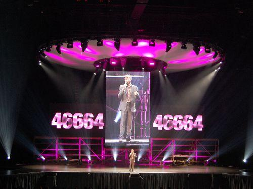 Concert Nelson Mandela - 46664