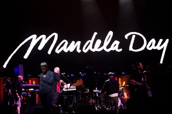 """La célébration du """"Mandela Day"""" ou """"Jour Mandela"""""""