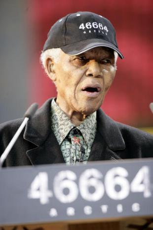 Nelson Mandela - 46664