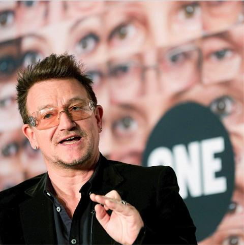 Bono et le ONE