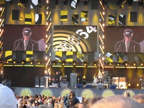 """46664 en """"Live"""" un 11/06"""