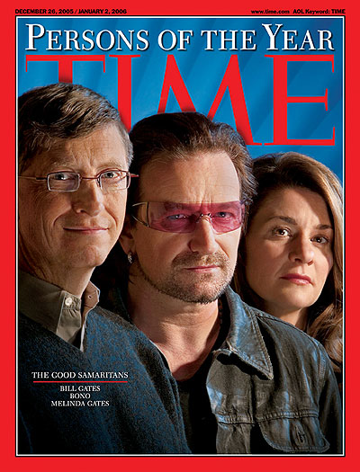 Couverture du Time: Persons of the year