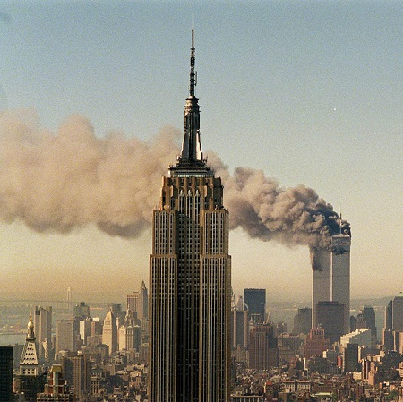 New-York le 11 Septembre 2001