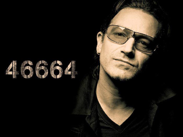 Bono et le nombre 46664