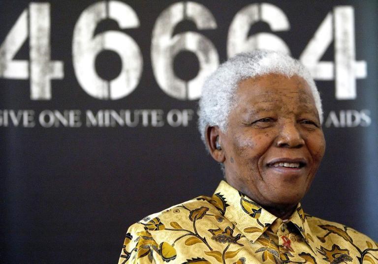 Nelson Mandela et Le Code 46664