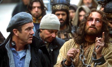 """Jésus-Christ selon le film """"La Passion"""" de Mel Gibson"""