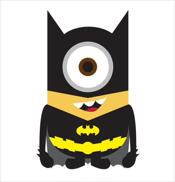 Minion Batman...
