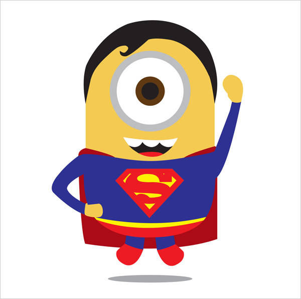 Minion Superman/Man of steel