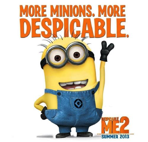 """More Minions, More Despicable"""