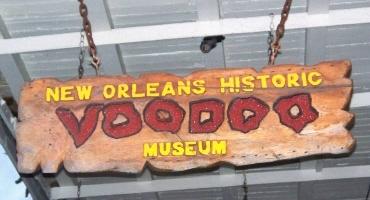 - Musée Voodoo Historique à la Nouvelle-Orléans - Louisianne -