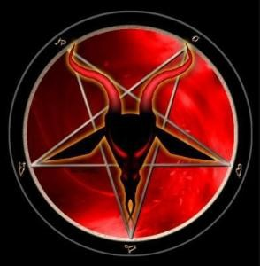 Pentagramme de Satan